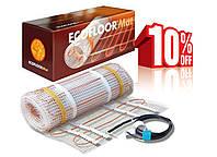 Электрический теплый пол под плитку Fenix  1,6 м (0,8 м²) 130 Вт Нагревательные маты