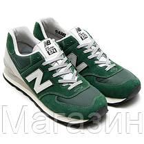 Мужские кроссовки New Balance 574 Нью Баланс 574 зеленые, фото 2