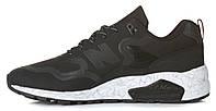 Мужские кроссовки New Balance 580 Black Нью Баланс черные