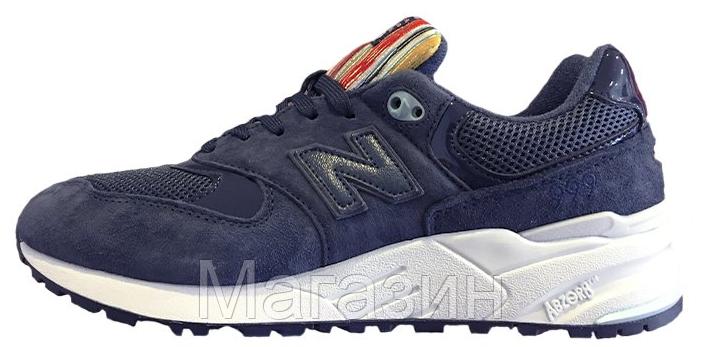 5d9c6138e3a3 Купить Мужские кроссовки New Balance 999 Нью Баланс 999 синие в ...