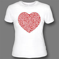 Шелкотрафарет - яркие озображения на футболках