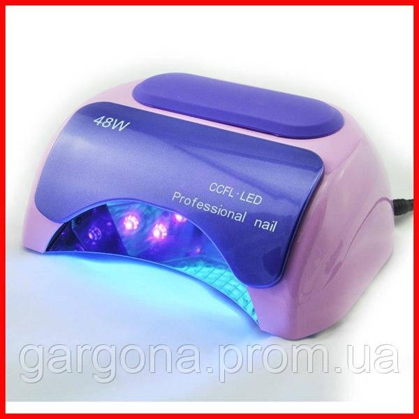 Гибридная,сенсорная  LED лампа 48Вт, фото 1