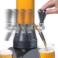 Диспенсер для пива настольный + колба для льда, 5 л (аналог Metrodispenser, Испания)