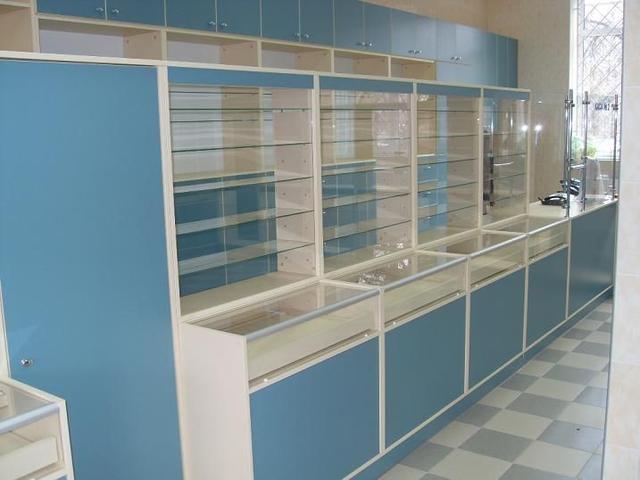 Заказать мебель для аптеки