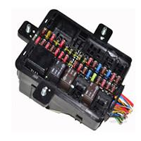 Электроника (щитки приборов, блоки управления и предохранителей, датчики)