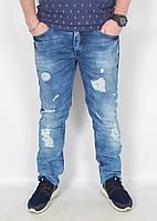 Чоловічі  рвані  джинси DIESEL -Турція