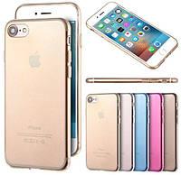 Силиконовый чехол для iPhone 7 Plus