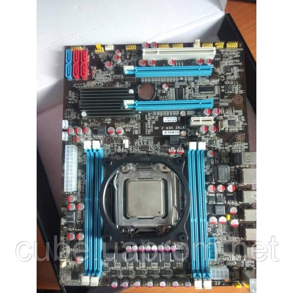 Комплект Xeon e5 2650, Huanan X79 Память 16 Гб Кулер Lga 2011 LGA2011
