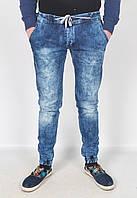Чоловічі    джинси на  гумці  -Турція
