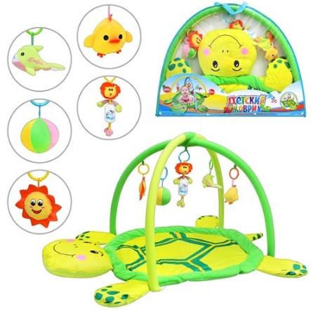 Развивающий коврик для малышей 898-12B