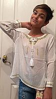 Блуза на девочек glo-story.подростковая