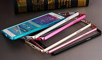 Алюминиевый чехол бампер для Samsung Galaxy Note 4 N910H