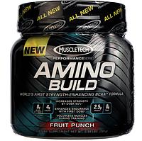 MuscleTech     Amino Build    261 g./0.58lb