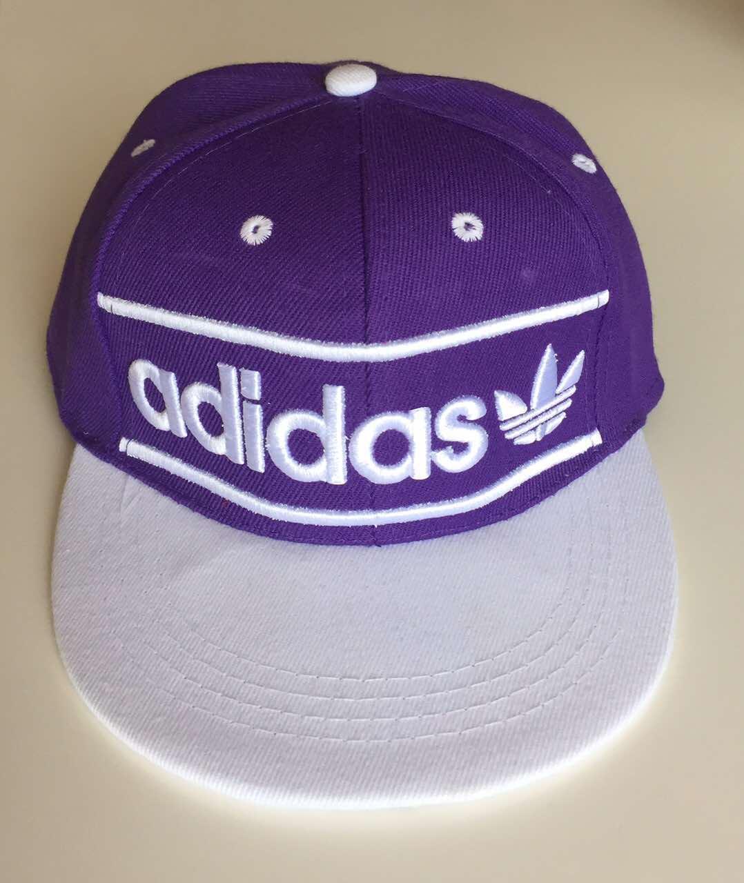 Бейсбольная кепка Adidas с логотипом (Прямой козырек)  - Евро-Топ в Киеве