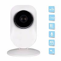 Беспроводная IP-камера видеокамера видеонаблюдения Mini WiFi 720P Smart IP Camera видеоняня аудио двустороннее