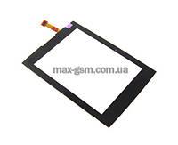 Сенсорный экран Nokia X3-02 black Copy
