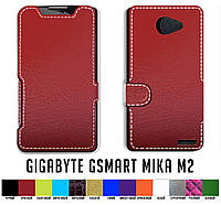 Чехол книжка для Gigabyte GSmart Mika M2