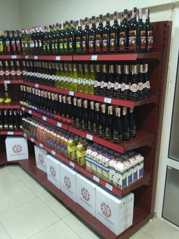 Сеть магазинов алкогольной продукции ASTI