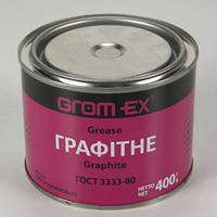 Масло Графитное 0,4кг (смазка) GROM-EX