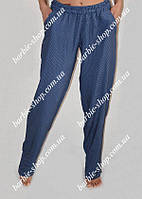 Легкие женские брюки большого размера 0141