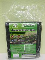Агроволокно Черное Agreen П-50 3,2 х 10 м., фото 1