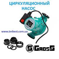 Насос циркуляционный Gross 25 / 4 / 180