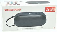 Портативная акустика с Bluetooth Speaker L6, Портативная колонка, Блютуз колонка, Портативный динамик
