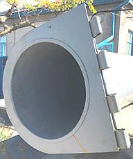 Кожух шнека выгрузочного комбайн СК-5 Нива  54-6-3-1-1Б, фото 3