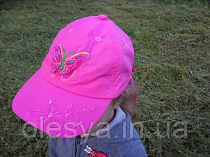 Летние кепочки для девочек 2- 4 года Размер 52