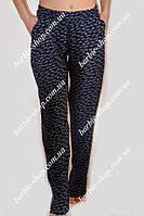 Женские брюки из штапеля батал 0144