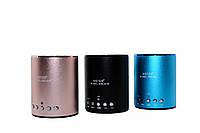 Колонка портативная Mini MP3 Speaker System A-16. Беспроводная акустическая система +радио.