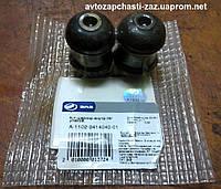 Сайлент-блоки 1102-3414040-01 в оригинальной упаковке. Шарниры рулевых тяг внутренние. Сайлентблок ЗАЗ-110217