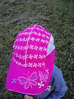 Летние кепочки для девочек 2- 4 года