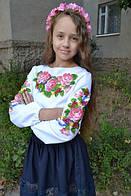Заготовки дитячих сорочок та блуз для вишивки