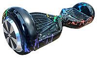 """Гироскутер Smart Balance Wheel Simple 6,5"""" Flash + Сумка +Спиннер в Подарок! (Гарантия 12 Месяцев)"""