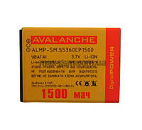Аккумулятор Avalanche P Samsung S5360 (1500mAh)
