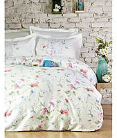 Комплект постельного белья евро KARACA HOME 2017 сатин TRINA