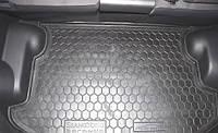 Коврики багажника HYUNDAI Santa-Fe корот.база (2012>) (7мест)
