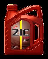 Трансмиссионное масло ZIC G-EP 80W-90 4л.