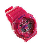 Часы Casio BABY-G BGA-130 purple