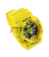 Часы Casio BABY-G BGA-130 yellow