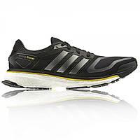 Кроссовки мужские Adidas Energy Boost черные, фото 1