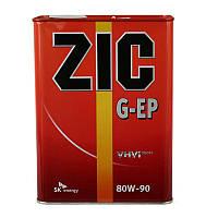 Трансмиссионное масло ZIC G-EP 80W-90 20л.