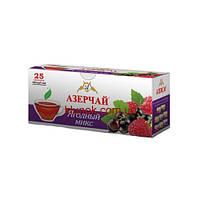 """Чай """"Азерчай"""" черный с ароматом лесных ягод, 25 ф/п"""