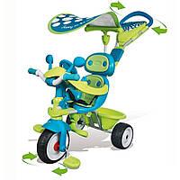 Велосипед трехколесный  Baby Driver Confort - Smoby - Франция -два зеркала