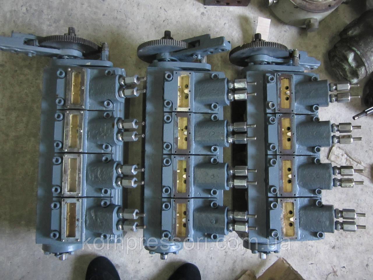 Станция смазки многоотводная Лубрикатор СН5М 41-12