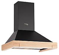 Вытяжка кухонная купольная PYRAMIDA KH 60 wood black