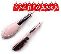 Расческа выпрямитель Fast Hair 906. РАСПРОДАЖА