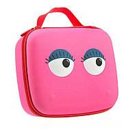 Пенал BEAST BOX JUMBO, колір PINK (рожевий), Zipit, фото 1