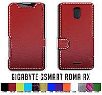 Чехол книжка для Gigabyte GSmart Roma RX